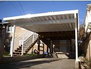 Aluminum Carport Cover